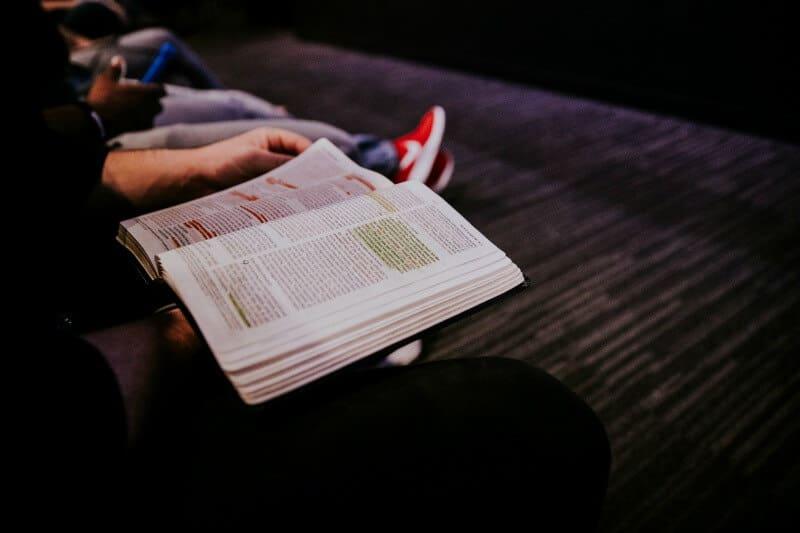 Zungenreden Bibel