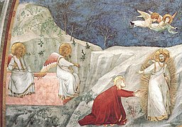 "By Giotto (?) (wga.hu) [Public domain], <a href=""https://commons.wikimedia.org/wiki/File:Noli_me_assisi.jpg"">via Wikimedia Commons</a>"