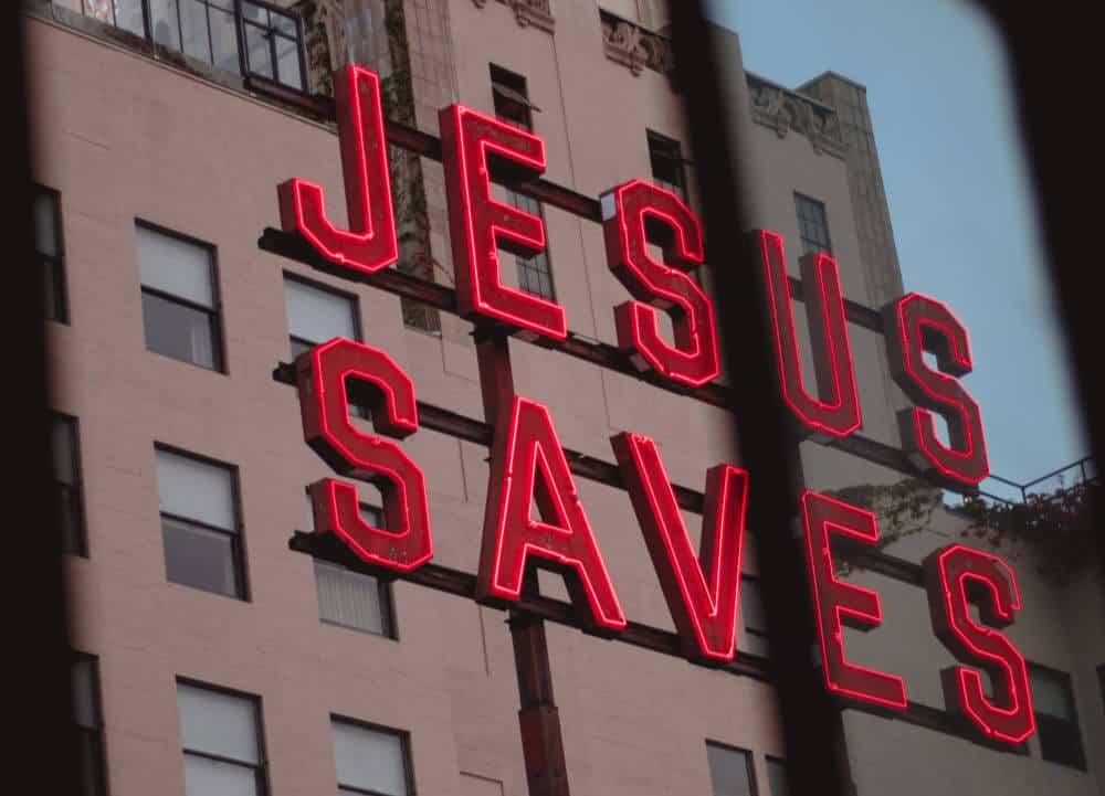 Jesus-saves